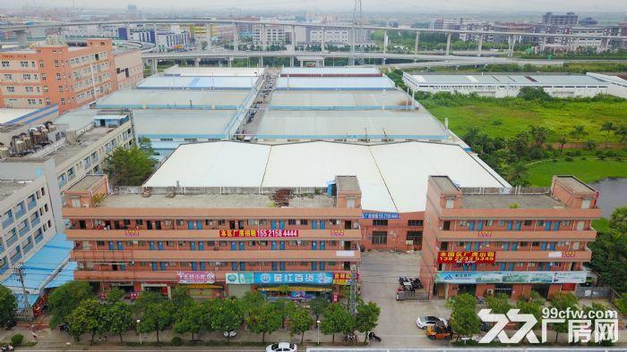 江海高新工业园4000方厂房出租带装修带办公室-图(1)