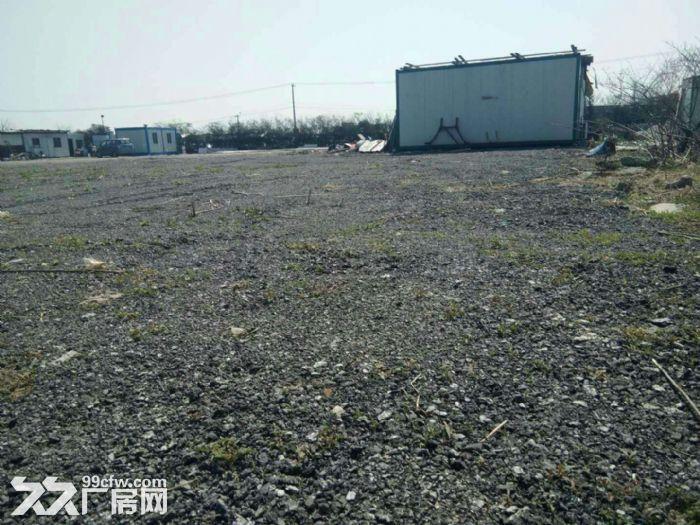 南汇3亩1.5亩3亩5亩10亩8亩绿证水泥场地出租-图(2)