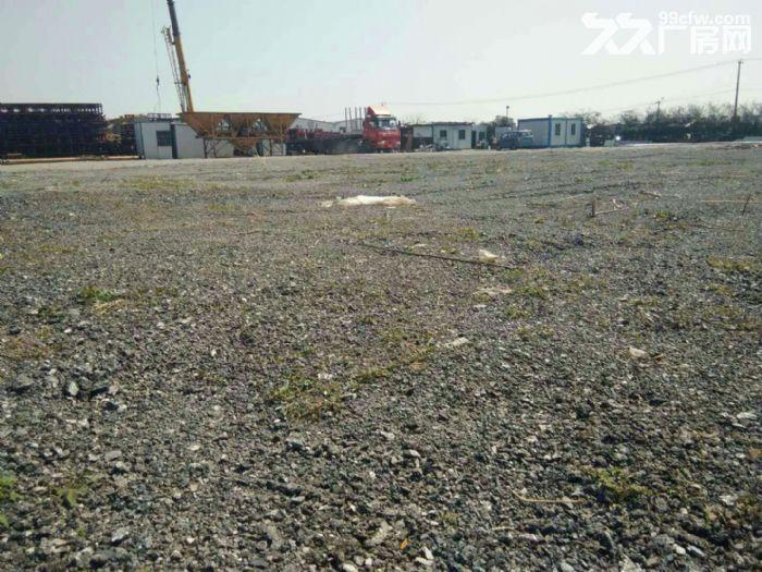 南汇3亩1.5亩3亩5亩10亩8亩绿证水泥场地出租-图(3)