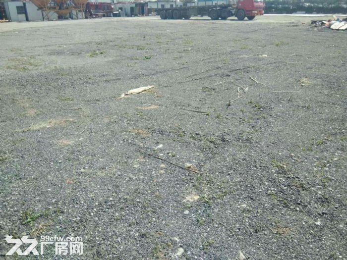 南汇3亩1.5亩3亩5亩10亩8亩绿证水泥场地出租-图(4)