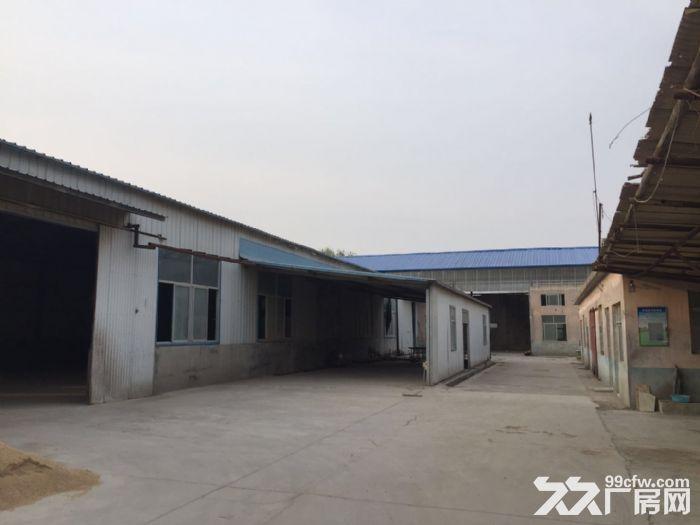 淄川区洪山镇厂房出租或转让(独院)-图(1)