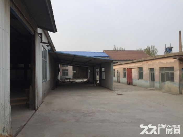 淄川区洪山镇厂房出租或转让(独院)-图(2)