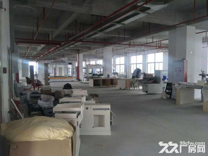 出租集美北区工业园2楼1200平,好招工-图(1)