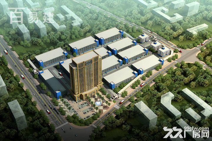 有预售证,卖仓库,找仓房,就来现代联华文化产业园-图(2)