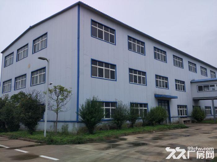 2600平方米两层独栋工业园区厂房仓库近港区尉氏南环出租-图(1)