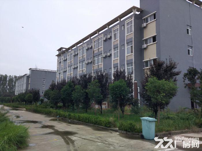 2600平方米两层独栋工业园区厂房仓库近港区尉氏南环出租-图(2)