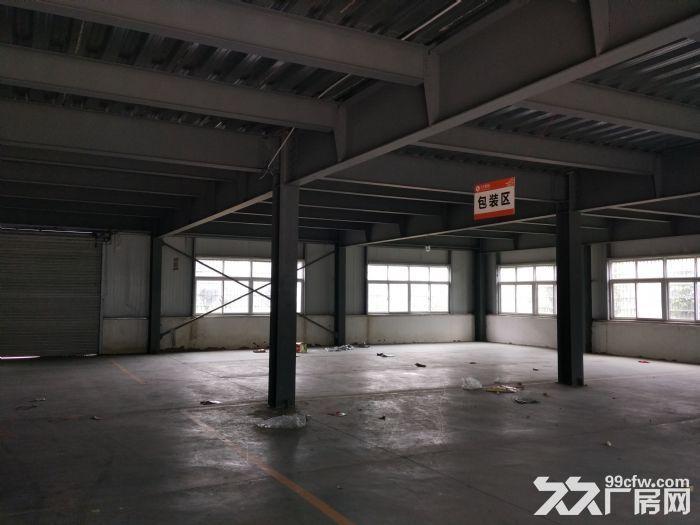 2600平方米两层独栋工业园区厂房仓库近港区尉氏南环出租-图(3)