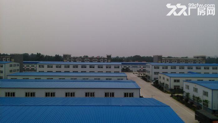 2600平方米两层独栋工业园区厂房仓库近港区尉氏南环出租-图(5)
