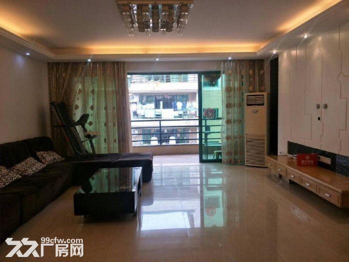 丰泽市区悦华酒店旁阳光巴黎3房125带前后双阳台-图(2)