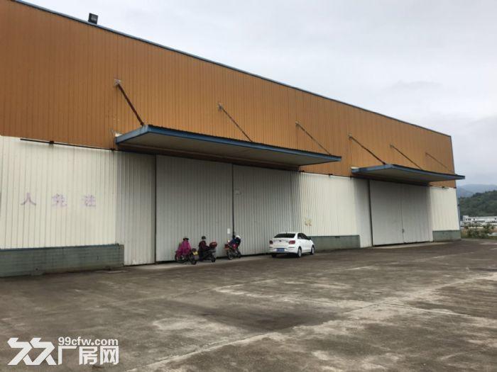 高新区高陂片3000钢结构厂房出租-图(1)