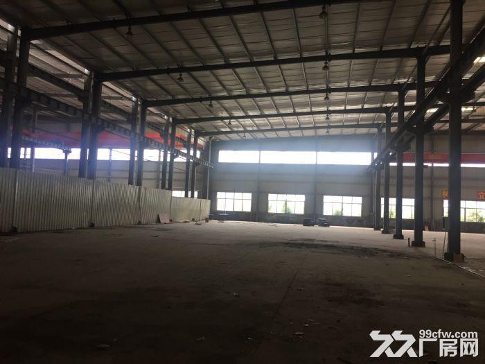 高新区高陂片3000钢结构厂房出租-图(5)