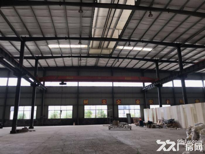 高新区高陂片3000钢结构厂房出租-图(4)