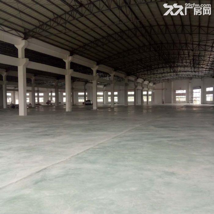 杜阮北2500方厂房出租带吊车适合机械物流等行业-图(1)