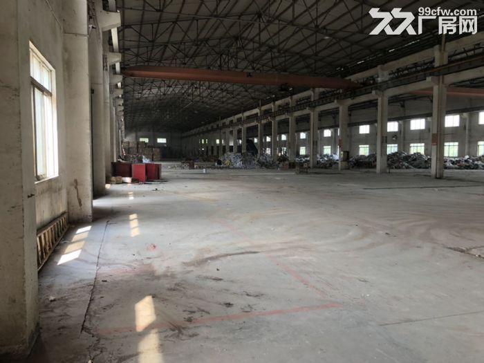 杜阮北2500方厂房出租带吊车适合机械物流等行业-图(2)