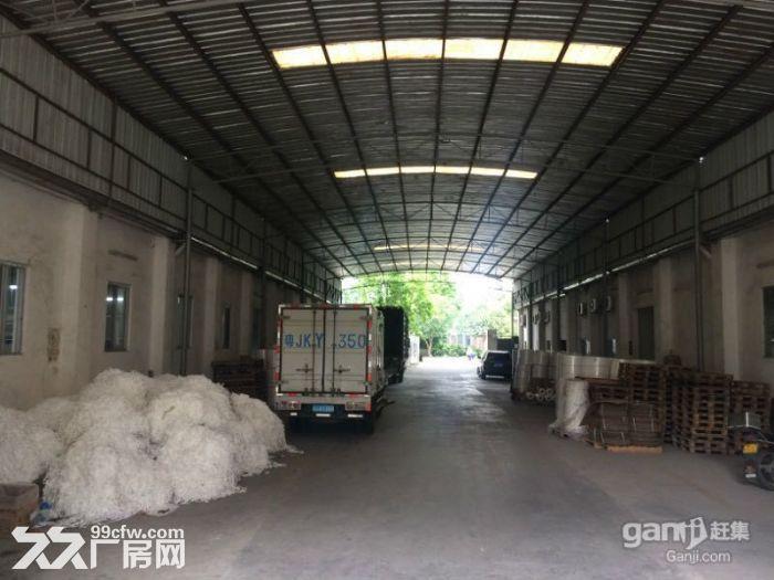 杜阮北2500方厂房出租带吊车适合机械物流等行业-图(4)
