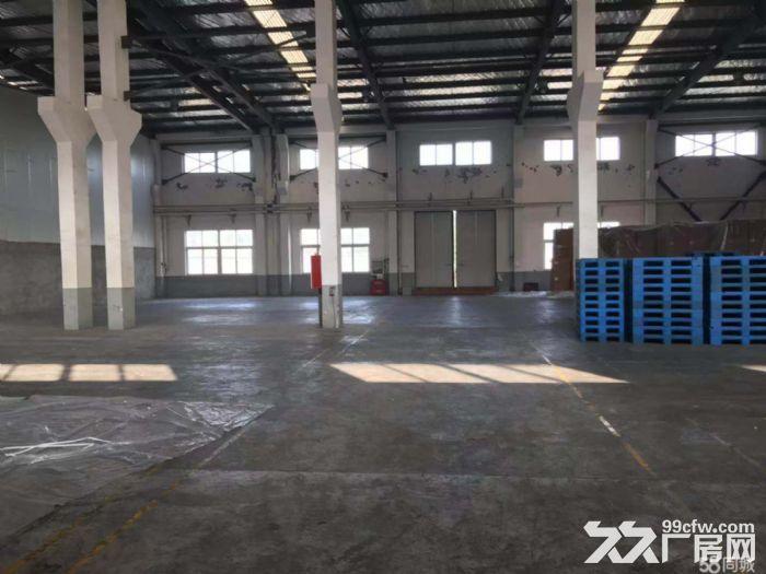 马陆工业区全单层层高9米六栋厂房出租:2幢办公宿舍.总面积22180平米。-图(2)
