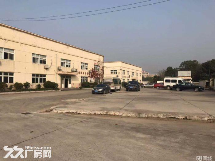 马陆工业区全单层层高9米六栋厂房出租:2幢办公宿舍.总面积22180平米。-图(5)