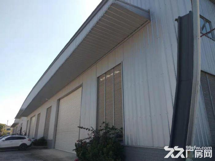 工业集中区钢结构厂房60000平方招租-图(1)