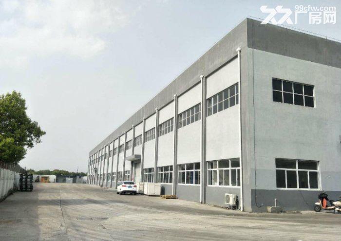 武进区新出独门独院单层厂房20000㎡五跨每跨都有5−10T行车-图(2)