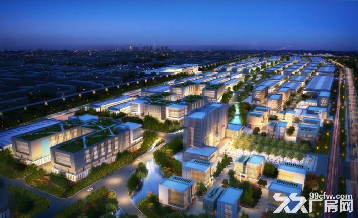 蔡家坡百万平米标准化厂房-图(8)