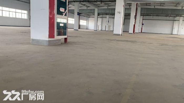 卸货平台!消防喷淋!一楼3000平园区胜浦机械厂房-图(1)