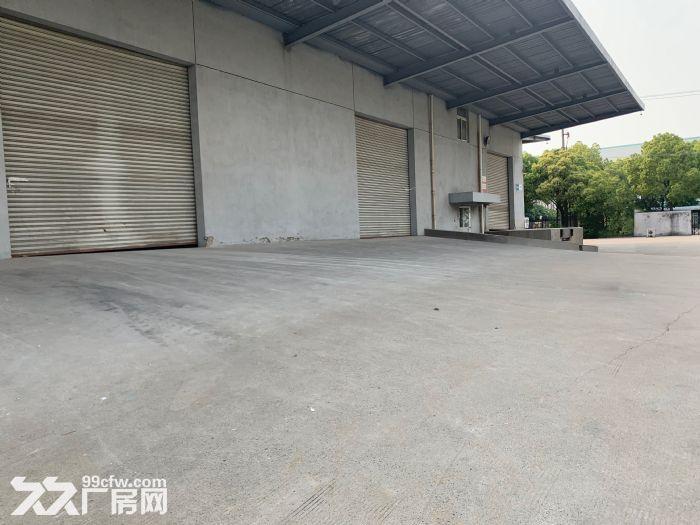 卸货平台!消防喷淋!一楼3000平园区胜浦机械厂房-图(3)