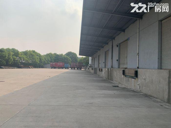 卸货平台!消防喷淋!一楼3000平园区胜浦机械厂房-图(4)