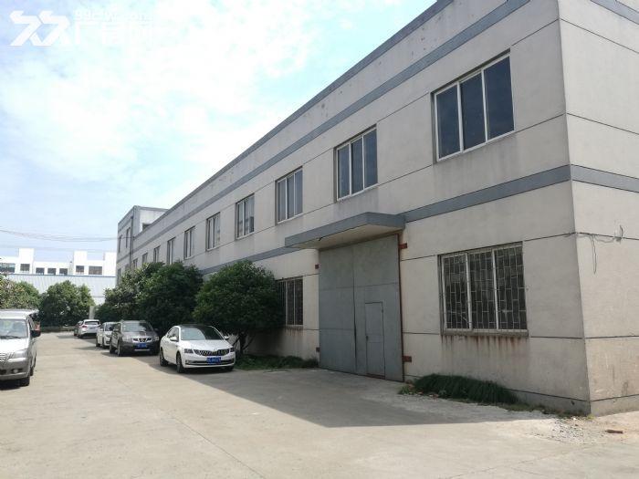 可短租!吴江经济开发区一楼400平机械加工厂房出租-图(1)