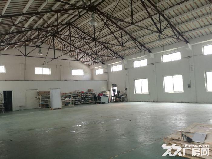 可短租!吴江经济开发区一楼400平机械加工厂房出租-图(2)