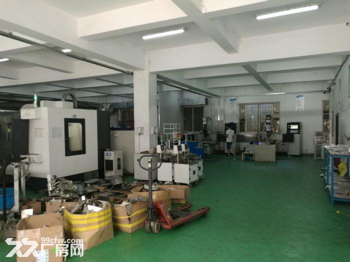 可短租!吴江经济开发区一楼400平机械加工厂房出租-图(5)