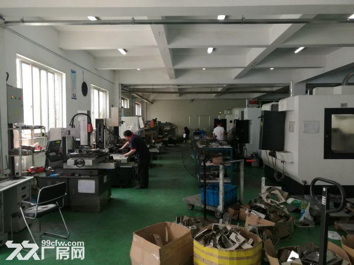 可短租!吴江经济开发区一楼400平机械加工厂房出租-图(7)