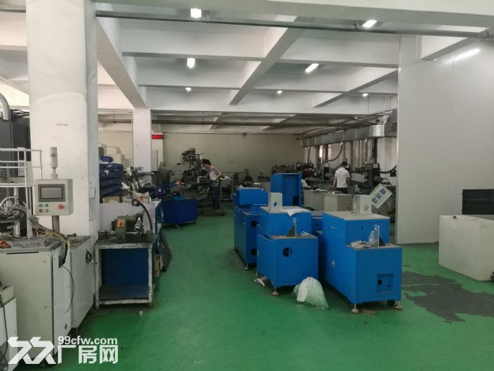 可短租!吴江经济开发区一楼400平机械加工厂房出租-图(8)