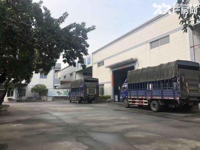 顺德北滘西海工业区11000方独门独院厂房招租-图(2)