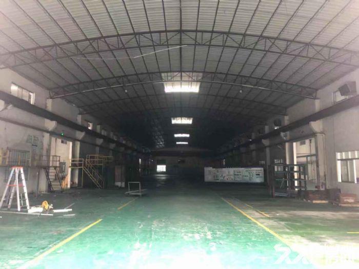 顺德北滘西海工业区11000方独门独院厂房招租-图(3)