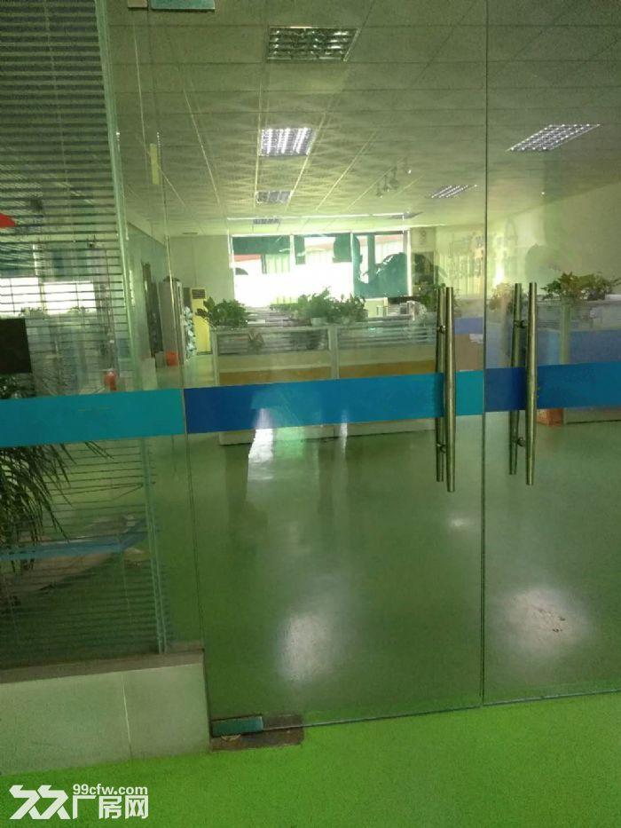 江海高新区2楼1200方厂房出租带精装修办公室-图(1)