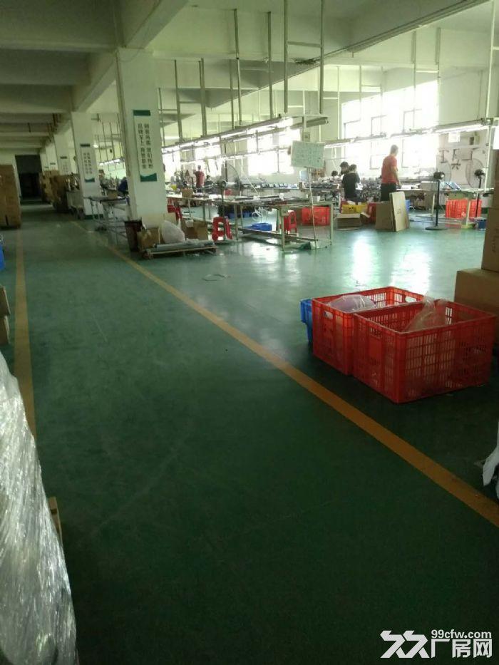 江海高新区2楼1200方厂房出租带精装修办公室-图(2)