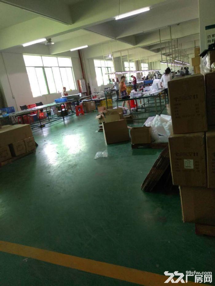 江海高新区2楼1200方厂房出租带精装修办公室-图(4)