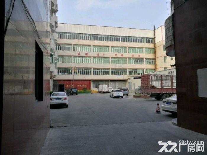 火炬工业区标准厂房6900平米宿舍办公2848平可分租-图(4)