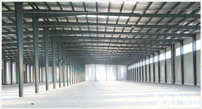 厂房租赁(单个厂房3600平米,可用作化工、钢构、保温材料等新型建材生产制造)-图(1)
