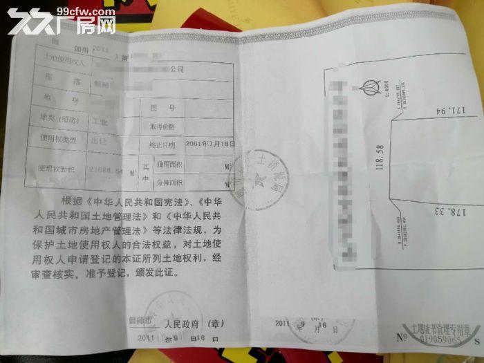 洛阳市偃师市33亩国有工业用地转让-图(1)