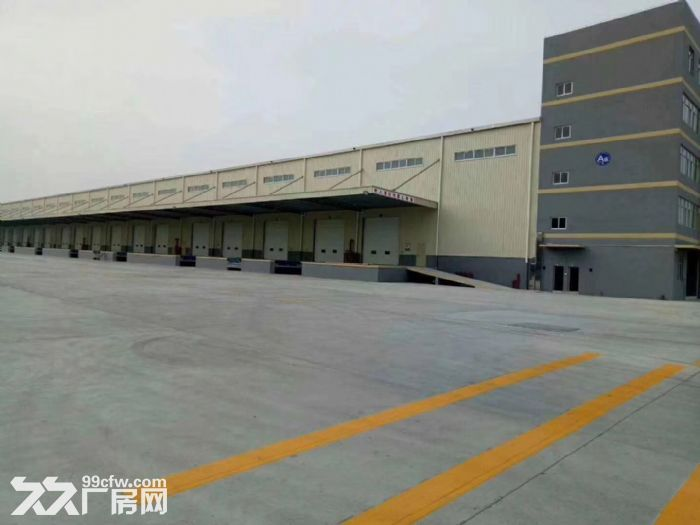32000方丙二类高台仓库出租-图(1)