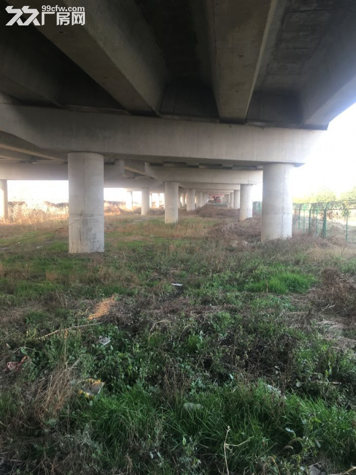 S35泰镇高速桥下可种植可售卖可仓储6处场地出租-图(1)