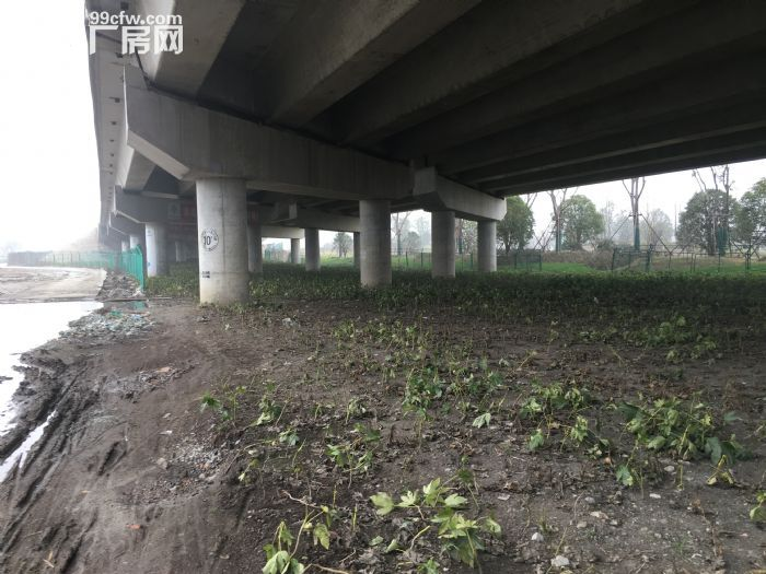 S35泰镇高速桥下可种植可售卖可仓储6处场地出租-图(2)