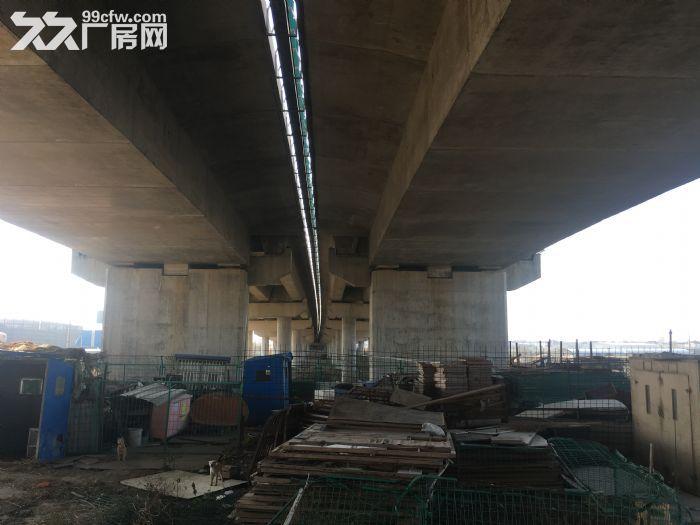 S35泰镇高速桥下可种植可售卖可仓储6处场地出租-图(5)