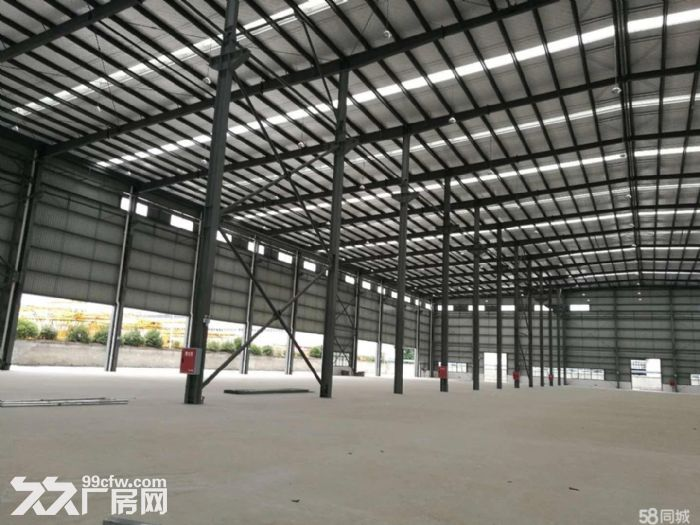 非中介,龙泉经开区1800平新厂房带行车,手续齐全,价格便宜-图(1)