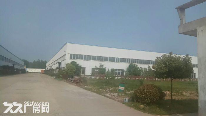 江苏泗阳标准化厂房低价出租-图(2)