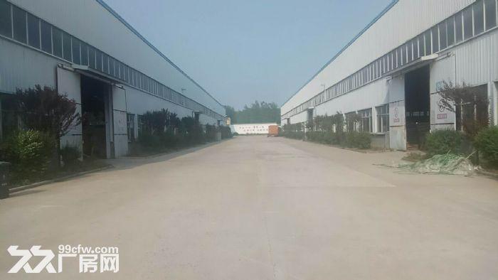 江苏泗阳标准化厂房低价出租-图(3)