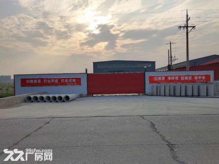 天津与唐山交界1300平米8吨行车临205国道津唐高速出口500米-图(2)
