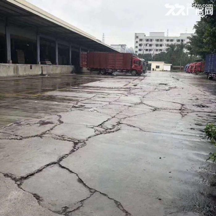 2凤岗近平湖9米高标准电商物流仓库钢结构厂房出租3万-图(1)