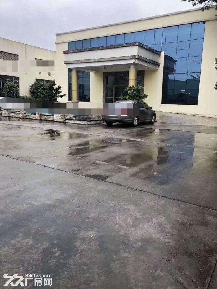 2凤岗近平湖9米高标准电商物流仓库钢结构厂房出租3万-图(3)